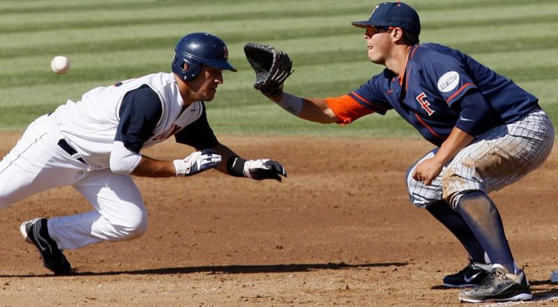 Cal State Fullerton College Baseball Nick Ramirez