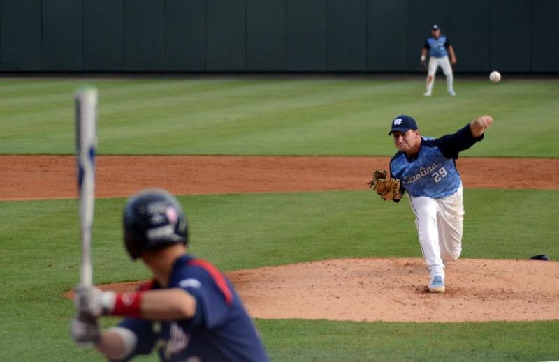 North Carolina College Baseball