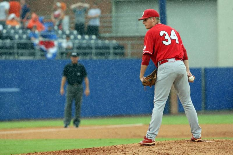 North Carolina State College Baseball Dylan Frye