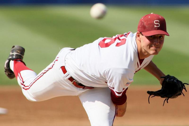 Stanford College Baseball Mark Appel