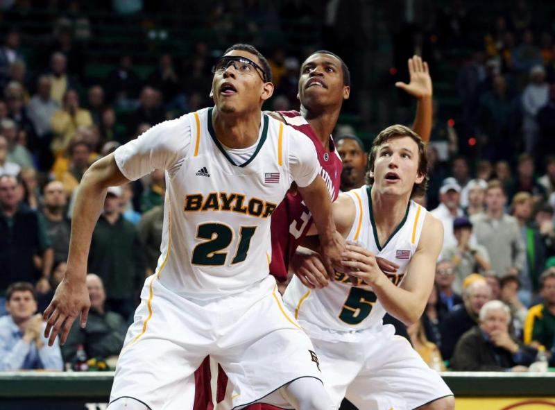 Baylor Men's College Basketball Isaiah Austin