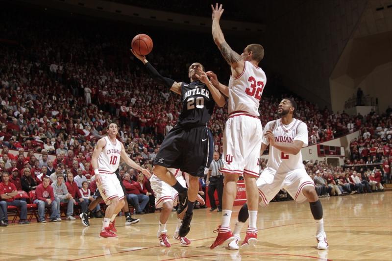 Men's Basketball Butler at Indiana
