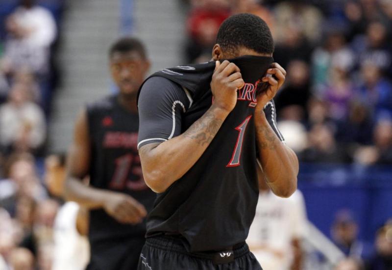 Cincinnati Men's College Basketball Cashmere Wright