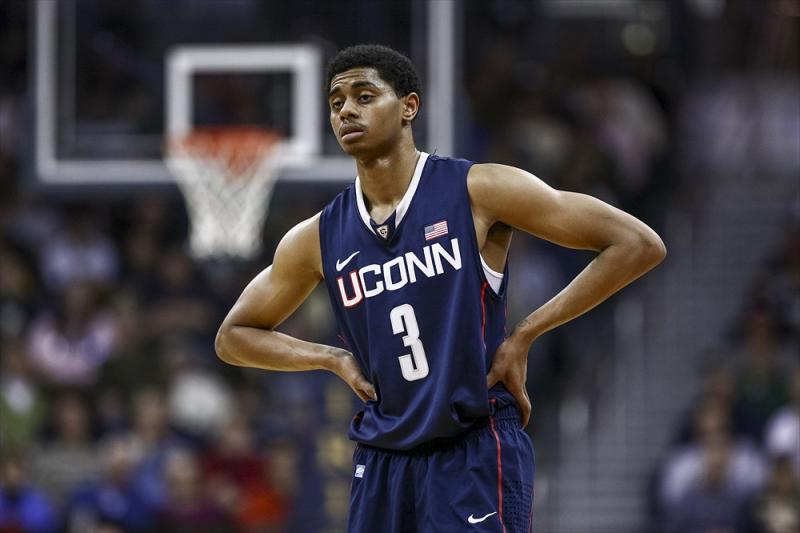 Connecticut's Jeremy Lamb game action