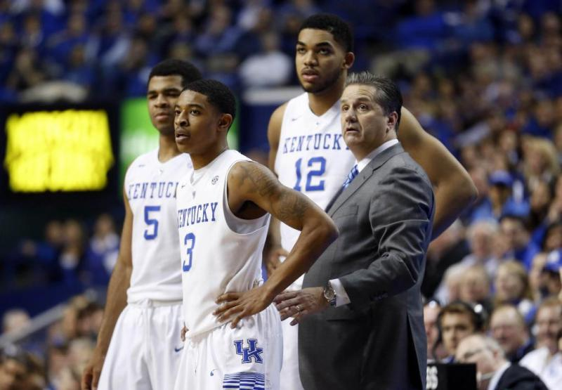 Kentucky Men's College Basketball