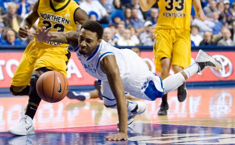 Kentucky Wildcats Men's College Basketball, James Young