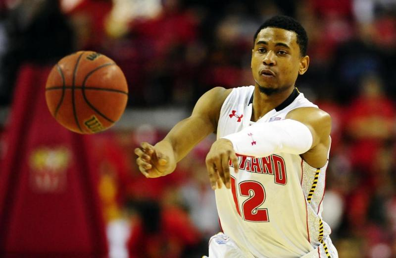 Maryland Men's College Basketball Terrell Stoglin
