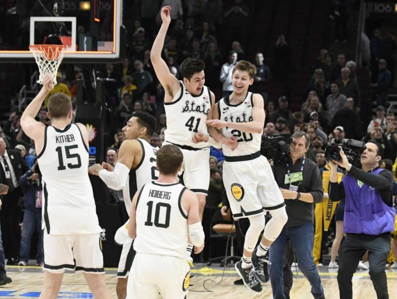 2019 NCAA Men's Basketball Tournament   College Sports Madness