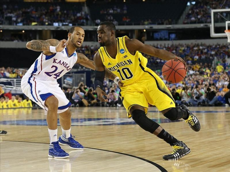 Michigan Tim Hardaway Jr NCAA Tournament