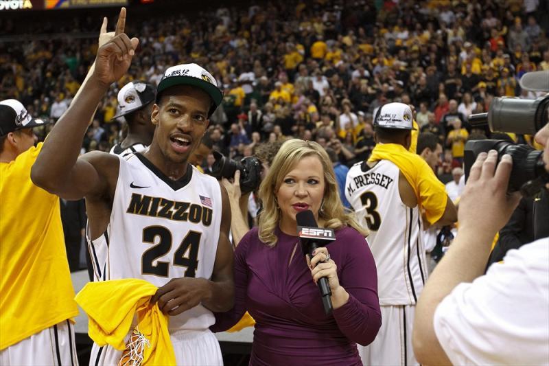 Missouri Men's College Basketball Kim English