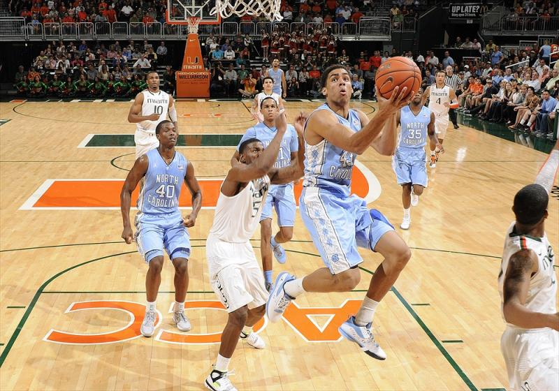 Can Football Sactions Affect UNC Basketball College