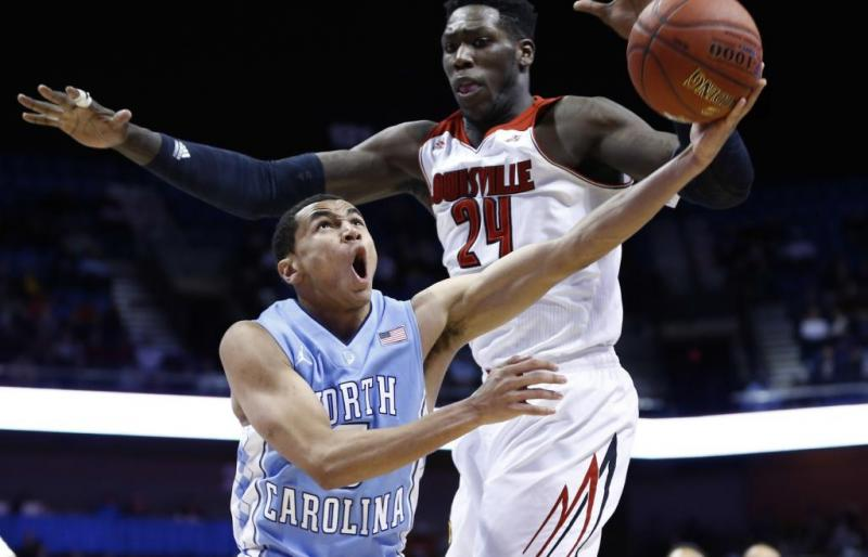 North Carolina Men's Basketball; Marcus Paige