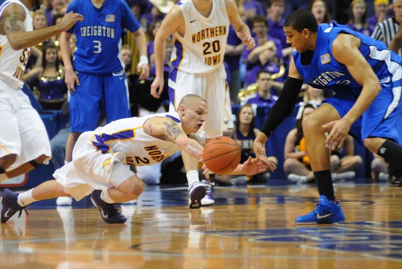 Northern Iowa vs. Creighton Men's College Basketball