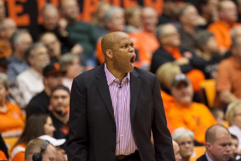 Oregon State Men's College Basketball, Craig Robinson