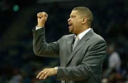 Rutgers Men's Basketball Head Coach Eddie Jordan