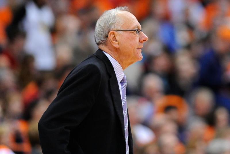 Syracuse Men's Basketball Coach Jim Boeheim