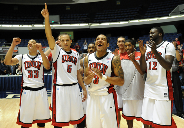 UNLV Runnin' Rebels Men's College Basketball