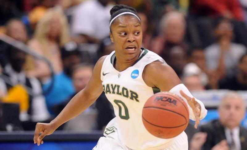 Baylor Women's College Basketball, Odyssey Sims