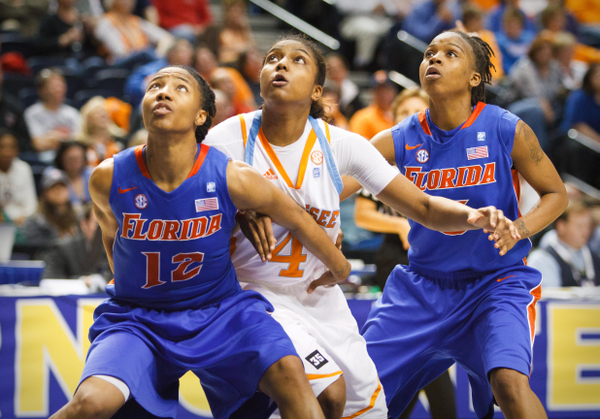 tennessee vs florida womens basketball