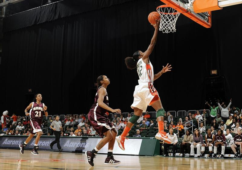 Louisiana Monroe at Miami Women's Basketball
