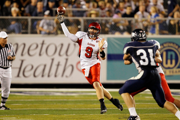 Eastern Washington's Bo Levi Mitchell