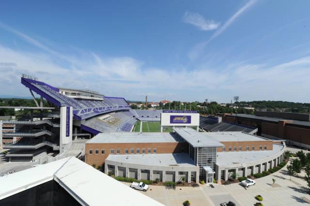 James Madison's Bridgeforth Stadium