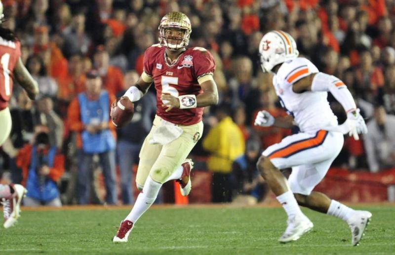 Florida State College Football; Jameis Winston