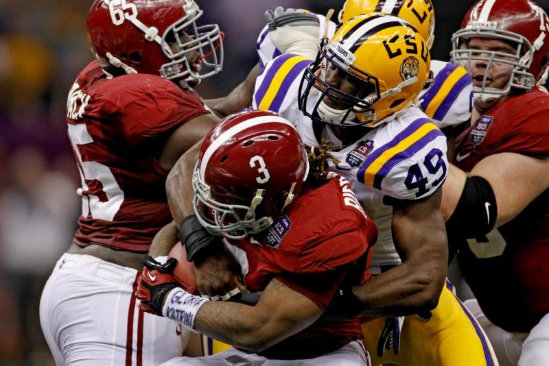 Prove It - Week 10 Football; Showdowns in the SEC and Pac ...
