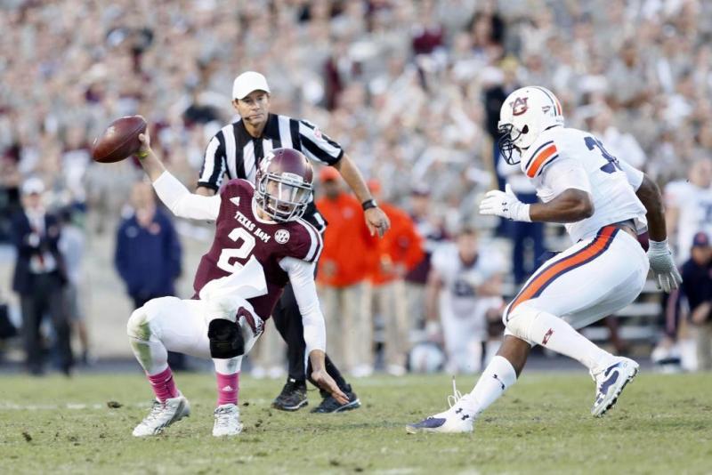 Texas A&M College Football, Johnny Manziel