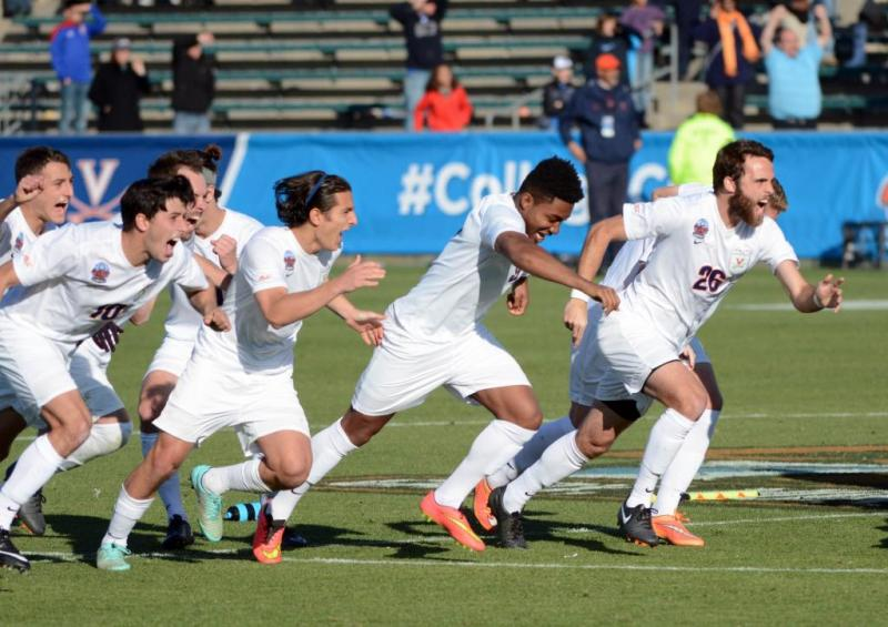NCAA 2014 Men's College Cup Conference Breakdown | College ...