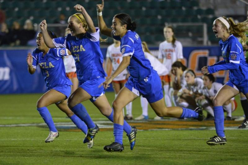 UCLA Women's College Soccer