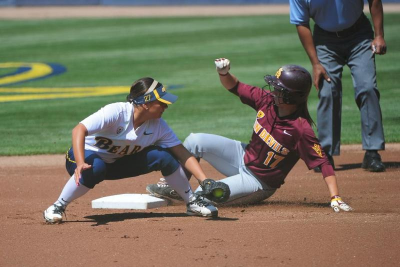 Arizona State College Softball Katelyn Boyd