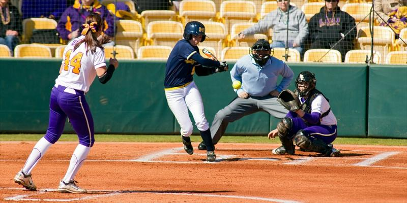 Michigan at LSU Softball