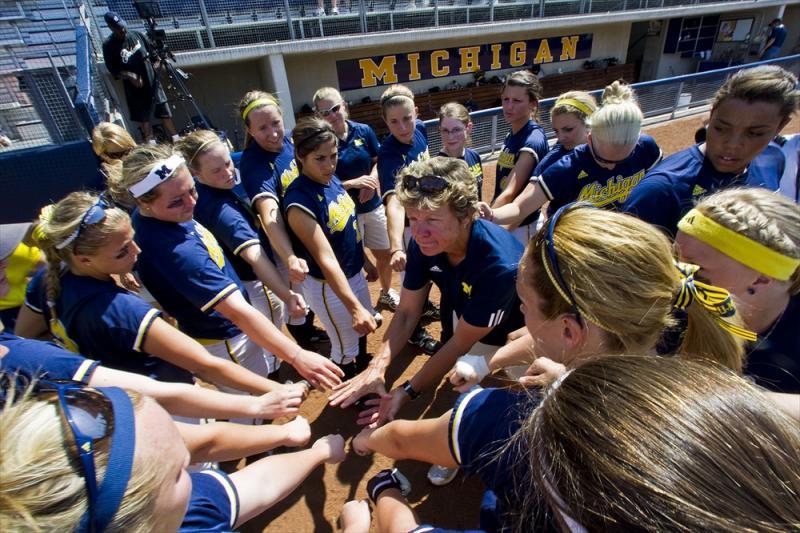 Michigan College Softball