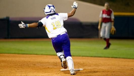 LSU College Softball