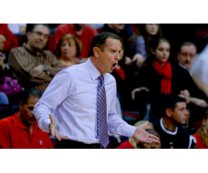 Rutgers Men's Basketball Coach Mike Rice