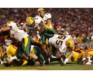 North Dakota State FCS Football