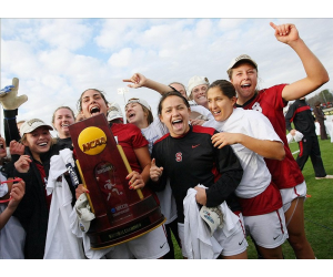 Stanford Women's College Soccer