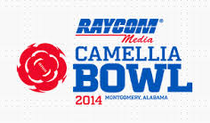 College Football Camellia Bowl Logo