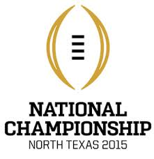 2014 National Championship Logo