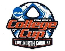 NCAA 2014 College Cup Logo