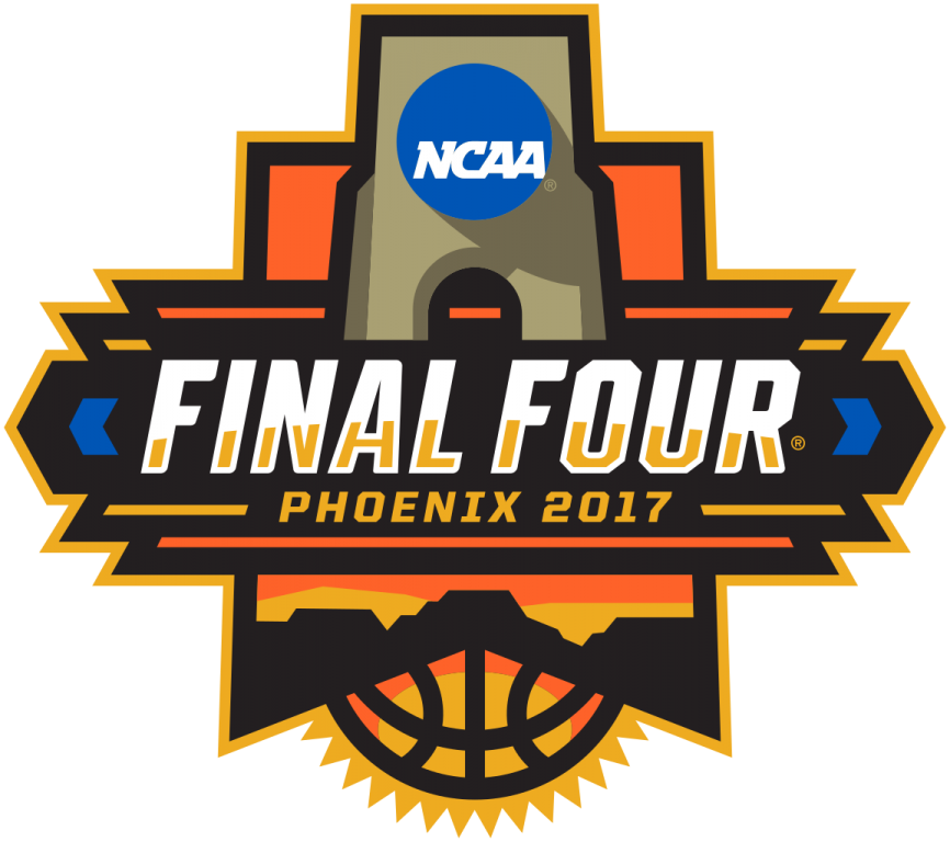 2017 Mens Final Four Logo