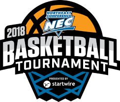 2018 NEC Basketball Tournament Logo