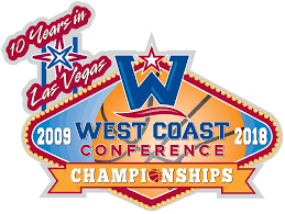 2018 West Coast Basketball Tournament Logo