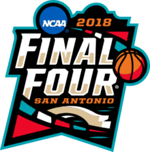 2018 Men's Basketball Final Four Logo