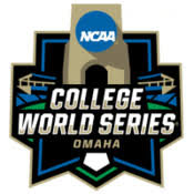 Baseball College World Series Logo