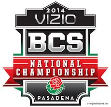 2014 BCS National Championship Logo