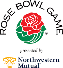 Rose Bowl Game Logo