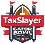 Taxslayer Gater Bowl Logo
