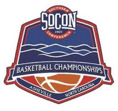 2015 SoCon Men's Basketball Conference Tournament Bracket Logo